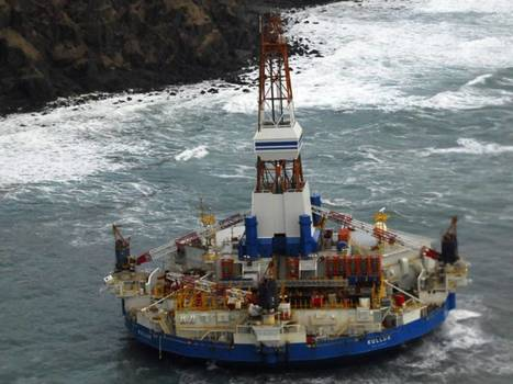 New twist in stricken rig saga: Shell was moving it to avoid tax | Ethics? Rules? Cheating? | Scoop.it