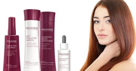 Keranique: Advanced Care for Your Hair ~ Keranique Risk Free Trial | life & fashion | Scoop.it