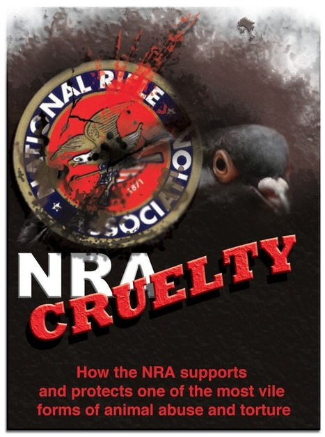 NRA Cruelty | Nature Animals humankind | Scoop.it