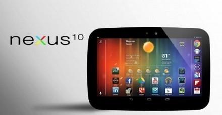 Nexus 10: video, caratteristiche tecniche, prezzi e data uscita del nuovo tablet Google   pmi - small office   Scoop.it