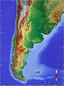 Geography of Argentina - Wikipedia, the free encyclopedia | Argentina, Zach Potts | Scoop.it