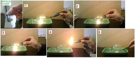 Apagar fuego con pólvora | Web-On! Curiosidades | Scoop.it