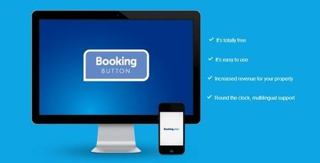 Booking Button l'outil de résa de Booking, bonne ou mauvaise affaire ? | eTourisme institutionnel | Scoop.it