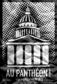 Votre portrait au Panthéon grâce à JR ! | Paris, sous toutes les coutures | Scoop.it