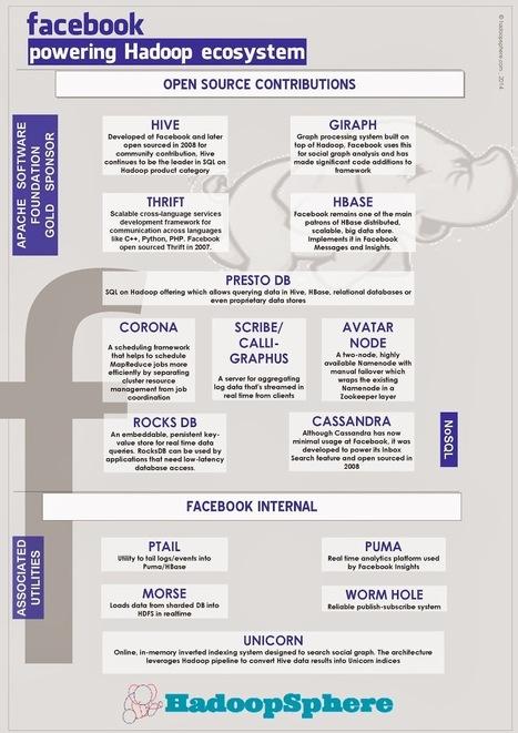 Hadoop's 10 in Facebook's 10 - hadoopsphere.com | EEDSP | Scoop.it