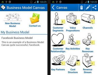 7 Aplicaciones para hacer un Business Model Canvas para tu ...   Apps   Scoop.it