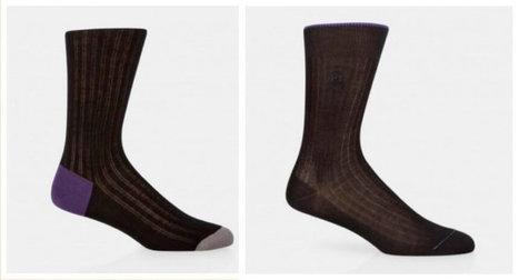 Mrs. Vanitysocks's note about men's socks | vanitysocks | Scoop.it