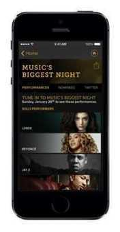 SANTA CLARA, Calif.: SoundHound Launches Immersive Second Screen GRAMMYs Experience, Offering Fans an Interactive Companion on Music's Biggest Night | Business Press Releases | Fort Mill Times | screen seriality | Scoop.it