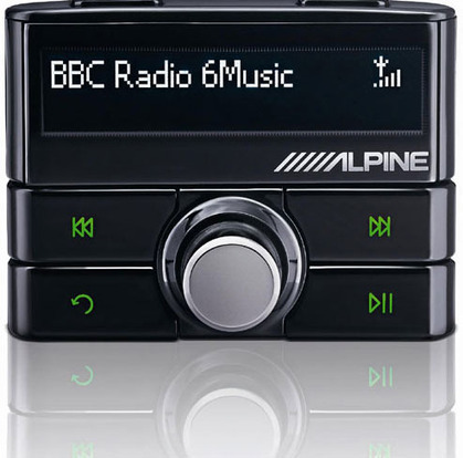 Le premier récepteur RNT est disponible chez Alpine ! | Autoradio ... | broadcast-radio | Scoop.it