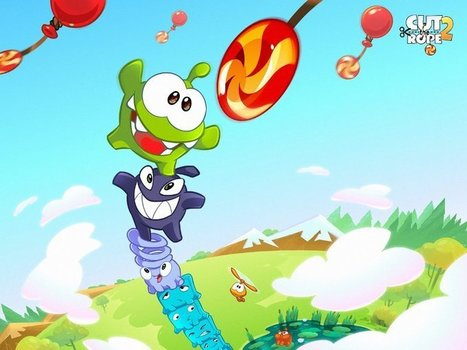 Download Game Cut The Rope Gratis | Movie and game | Scoop.it