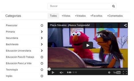YouTube EDU en español integra nuevo contenido y más categorías de estudio | Recull diari | Scoop.it