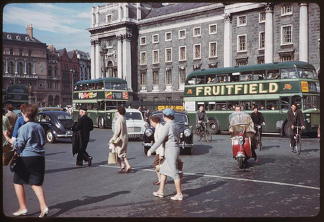 Wonderful Color Photographs of Dublin in 1961 | PEI AUDIT | Scoop.it