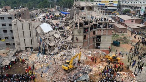 Bangladesh Inspections Find Gaps in Safety | OHS Quest: Building Fire Safety | Scoop.it