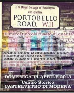 Domenica a Castelvetro 'Portobello Road' - Sassuolo 2000 | Sapore Vintage | Scoop.it
