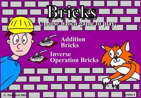 Bricks | Adnoddau Mathemateg | Scoop.it