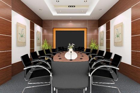 Thiết kế nội thất phòng họp chuyên nghiệp | gạch lát sân | Scoop.it
