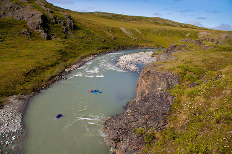 How Dad and Daughter Survived the Alaskan Wilderness | The Arctic Circle | Scoop.it