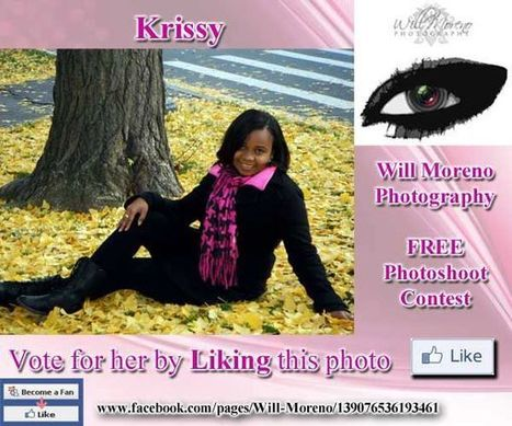 Krissy - Contestant to win a FREE Photoshoot with Will Moreno | Belize in Photos and Videos | Scoop.it