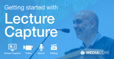 Getting started with Lecture Capture | Lecture Capture (mainly Panopto, Matterhorn & research) | Scoop.it