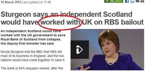 It's more than headlines that have to change at BBC Scotland | Referendum 2014 | Scoop.it