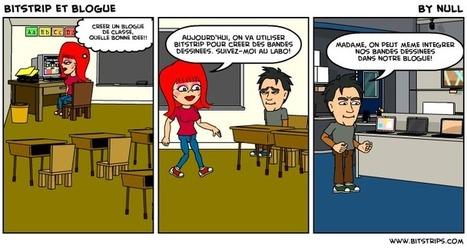 Le blog en classe avec les élèves: Traces de l'Atelier AQUOPS 2014 | | Outils Web 2.0 en classe | Scoop.it