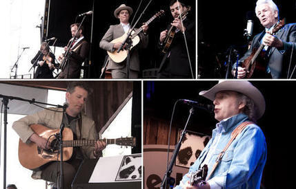 Festival Report: MerleFest 2015 | Acoustic Guitars and Bluegrass | Scoop.it