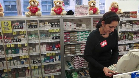 CVS Vows to Quit Selling Tobacco Products   Gov & law - Katelynn   Scoop.it