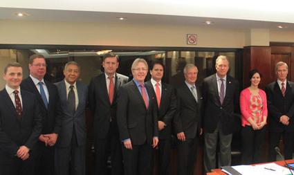 Promueven mercados de capitales regionales | Cooperación e integración regional en Centro América | Scoop.it