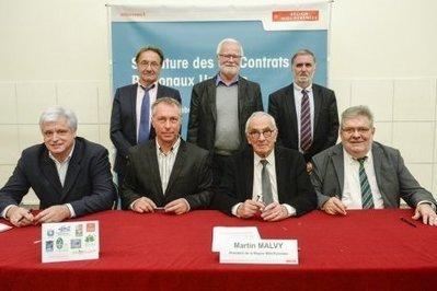 Financement. Quels sont les sept contrats régionaux uniques signés pour le Tarn | CCI du Tarn | Scoop.it