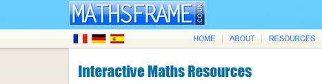 Mathsframe KS2 Maths Games | Primary Maths Resources | Scoop.it