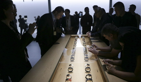 Price range for Apple Watch: From $349 to $10,000-plus | Wearable computing, wearable connected objects | Scoop.it