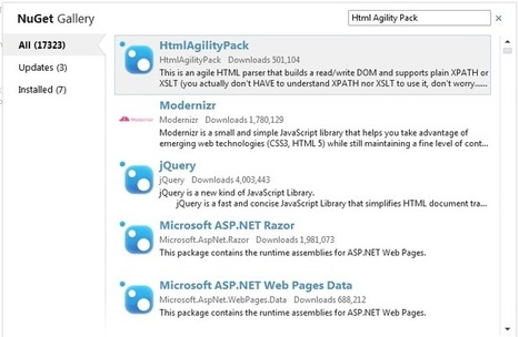 Request Validation In ASP.NET Web Pages | How developers can implements ASP.NET MVC validation using Fluent Validation | Scoop.it