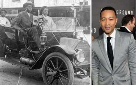 'Black Wall Street' Being Brought to Life by John Legend and Tika Sumpter | Wonderful World of History | Scoop.it