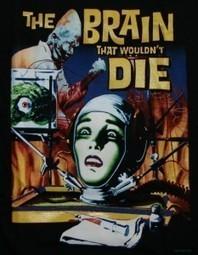 The Brain That Wouldn't Die | Horror Movie Reviews | Scoop.it