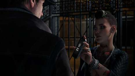 Watch Dogs and the Terrifying Power of Smartphones   My english page Nigel   Scoop.it