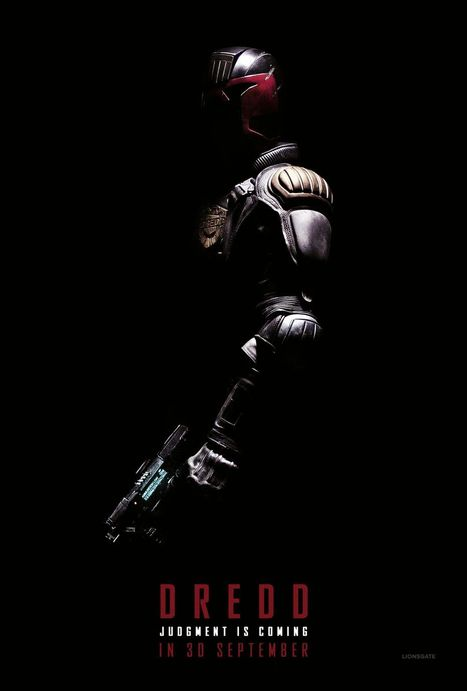 Dredd 3D(2012) | Reviews and Trailers | Scoop.it