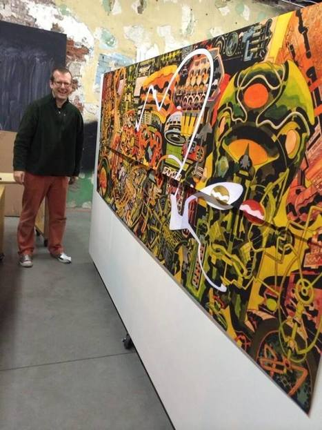 """Phoning It In   seanhowe: The Jack Kirby Museum opens TODAY for...   Jack """"King"""" Kirby   Scoop.it"""