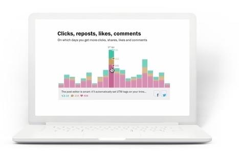 Amplifr. Programmer et analyser ses publications sur les médias sociaux – Les outils de la veille | Les outils du Web 2.0 | Scoop.it