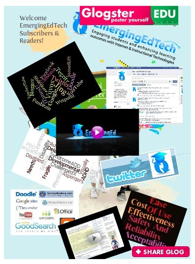 8 Great Free Digital Presentation Tools For Teachers To Try | Emerging Education Technology | Interactive Teaching and Learning | Scoop.it