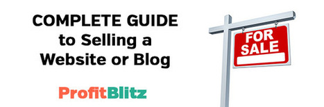 How to Sell a Website or Blog | Sharing is Caring | Scoop.it