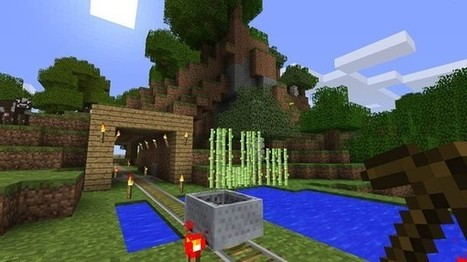 New 'Minecraft' Title Update 14 interface to be unveiled later this week - Examiner.com | Frankies1 | Scoop.it