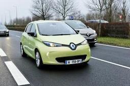 La Tribune Auto : reportage : Le prototype Next Two présente la vision du véhicule autonome de Renault | Technologies & Usages | Scoop.it