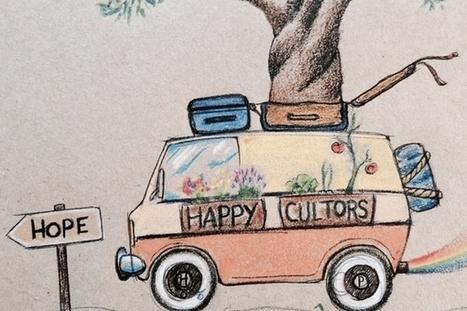 Happy Cultors : un tour de France de l'agriculture naturelle | Territoires en transition, ESS et circuits courts | Scoop.it