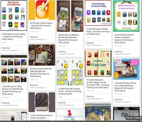 10 Great Resources to Find Educational iPad Apps for Your Class | Everything iPads | Scoop.it