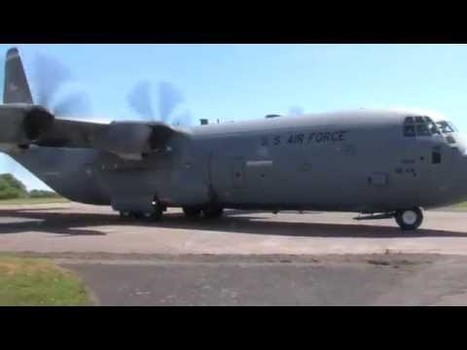 Military Videos of the World - Original Normandy C47 flys over the beaches of Normandy 70 years later   Military Videos   Scoop.it