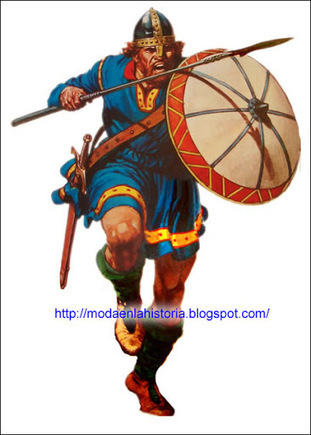 Los Anglosajones | Indumentaria Antigua | Scoop.it