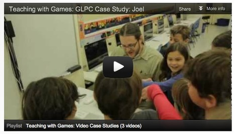 Video Gaming in the Classroom: Case Studies | Differentiation Strategies | Scoop.it