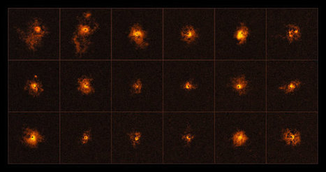 The surprising gas halos around quasars | Astronomy | Scoop.it