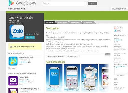 Ứng dụng Archives - CH Play   Tải CH Play cho điện thoại   Scoop.it