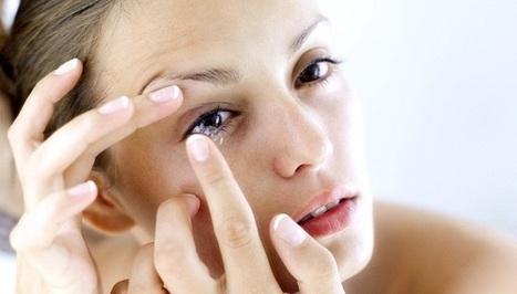 Consejos para utilizar correctamente las lentes de contacto | Salud Visual 2.0 | Scoop.it